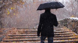 Prognoza pogody na pięć dni: śnieg z deszczem i śnieg nie tylko w górach. Będzie jeszcze zimniej