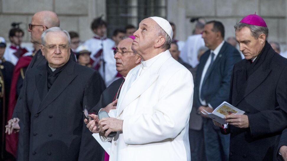 Papież chce zmienić