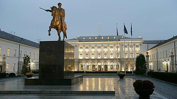 Pałac Prezydencki otwarty dla zwiedzających prezydent.pl