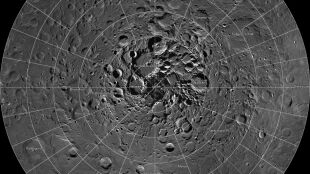Nie masz teleskopu? Północny biegun Księżyca obejrzysz w internecie