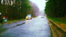 Część kierowców pojedzie po mokrych drogach