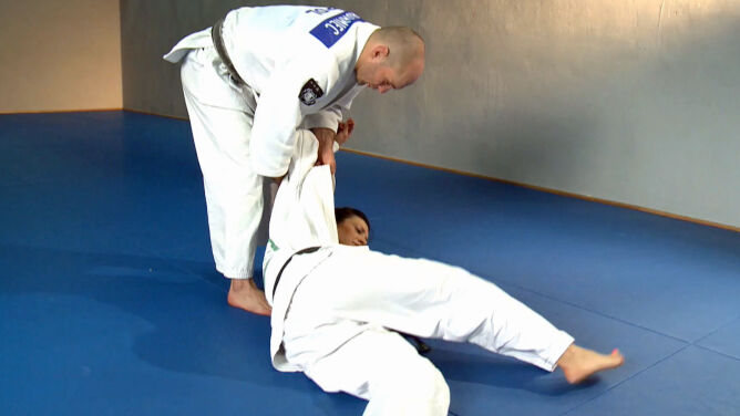 """""""Judo to sport dobry dla wszystkich"""""""