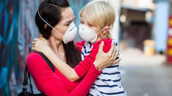 Smog szkodzi także dzieciom