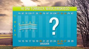 Pogoda na 16 dni: na razie zapominamy o zimie