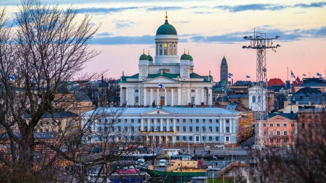 Helsinki bez śniegu. Pierwszy taki styczeń w historii pomiarów