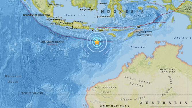 W Indonezji zatrzęsła się ziemia